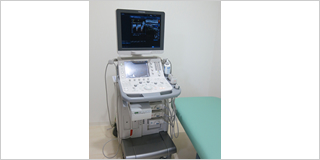 超音波検査装置写真