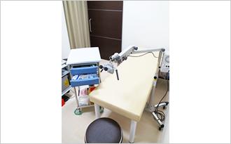 眼科処置室写真